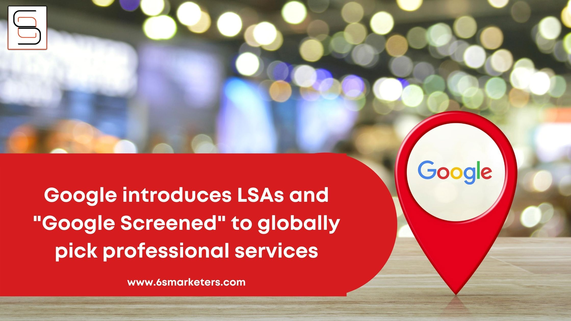 Google introduces LSAs and _Google Screened_ to globally pick professional services